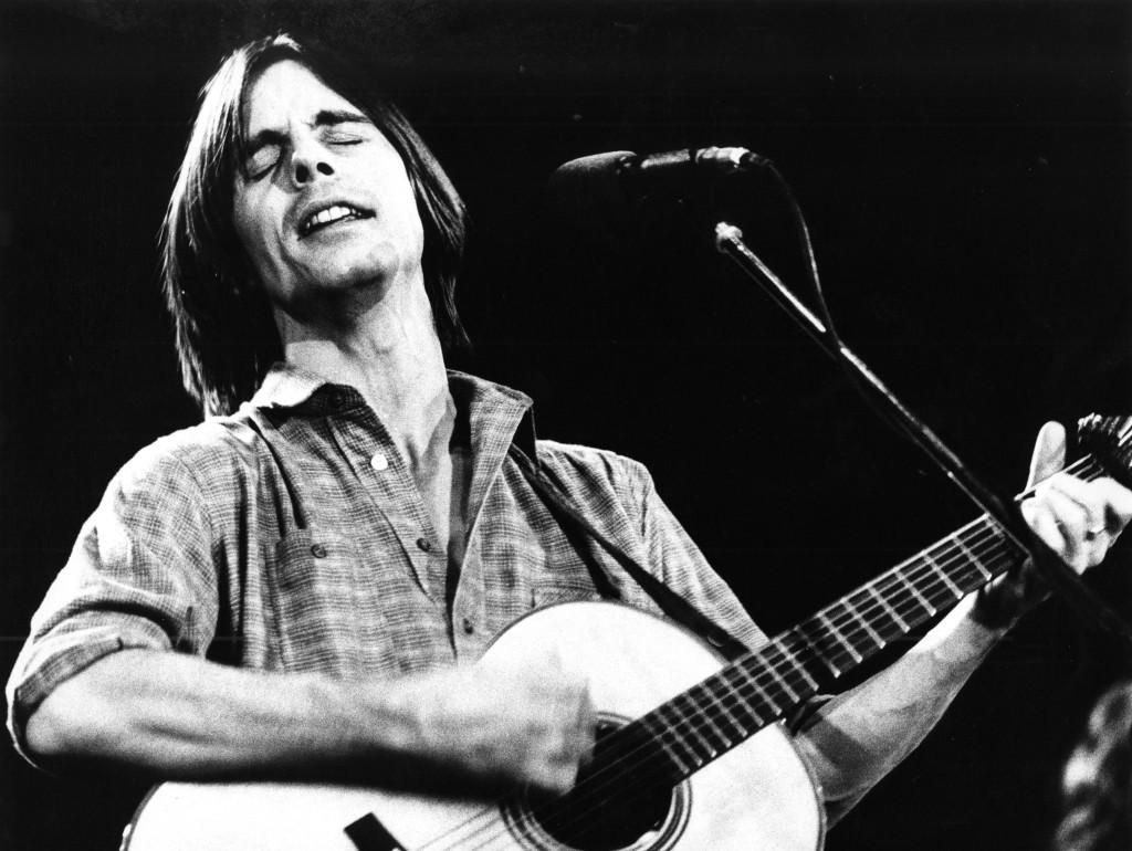 ג'קסון בראון בהופעה באמסטרדם, 1974