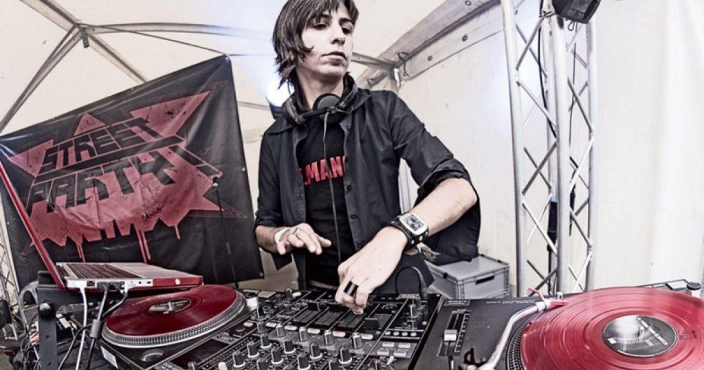 DJ Ipek. איפק איפקציוגלו. צילום: קרולינה זפולסקה